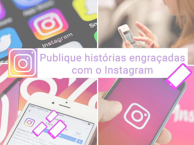 Publique todas as histórias no Instagram