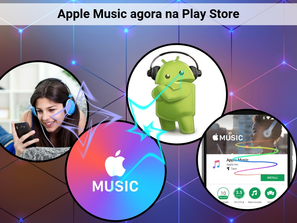 Apple Music agora para Android